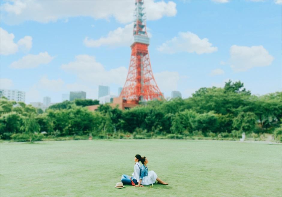 東京タワー ロケーション・フォトウェディング撮影 最安値