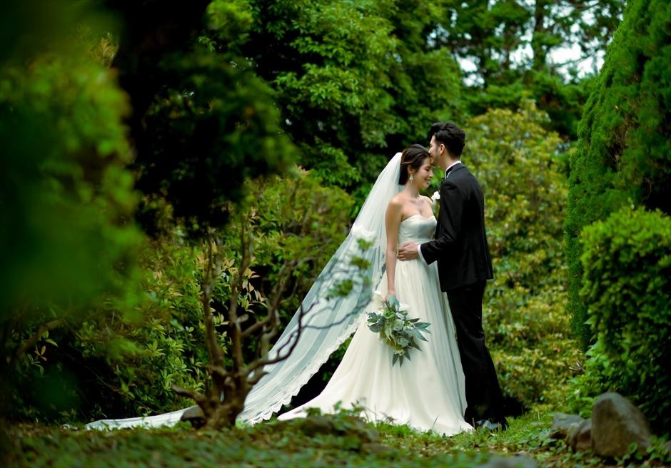 横浜山手チャペルウェディング 横浜結婚式 山手ヘレンチャペル前撮り